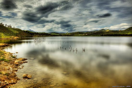 Lago Sciaguana - Agira (3072 clic)