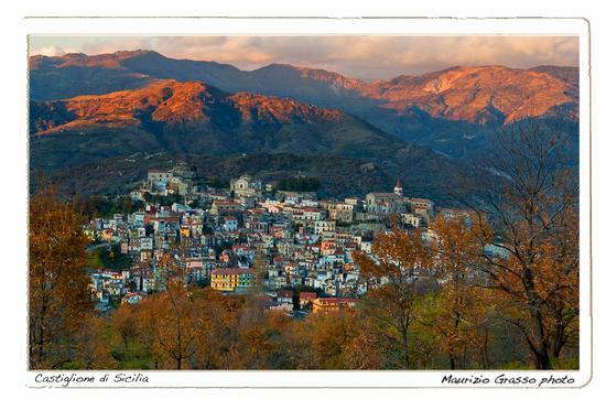 panoramica... - Castiglione di sicilia (2888 clic)