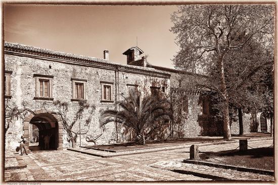 Castello di Nelson - Bronte (2771 clic)