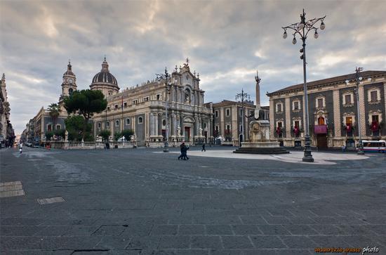 Piazza Duomo - Catania (2651 clic)