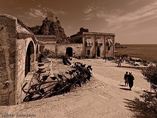 ...la tonnara - Scopello (2108 clic)