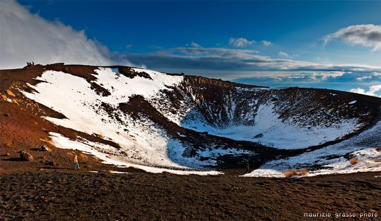 Crateri silvestri...Etna - Nicolosi (3277 clic)