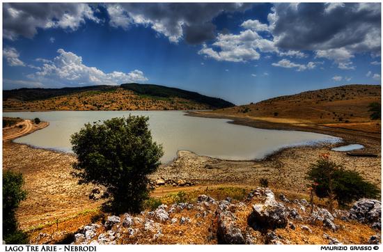 Lago Tre Arie - Tortorici (4072 clic)
