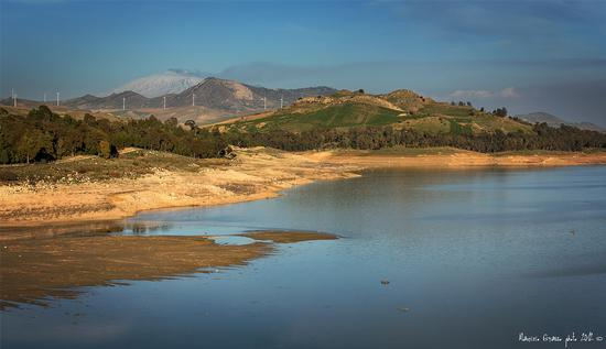Lago Ogliastro - Raddusa (2575 clic)