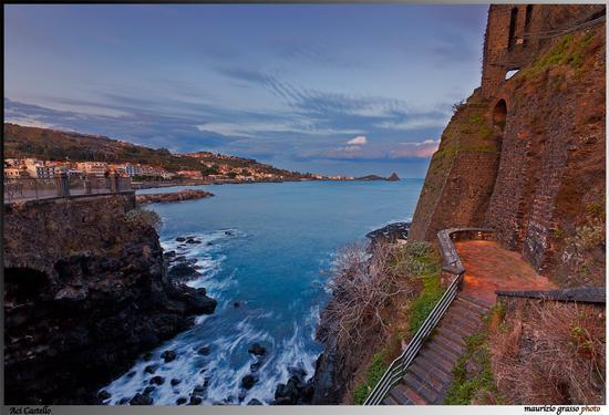 ...antico porto  - Aci castello (2393 clic)