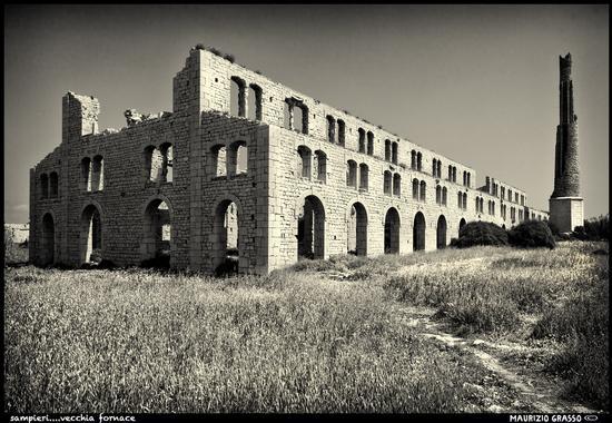 ..antica fornace del 1912 - Sampieri (2108 clic)