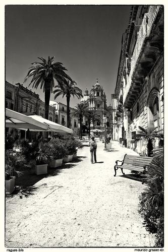 ...Duomo di ibla - Ragusa (1991 clic)
