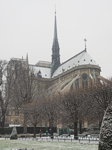 Natale a Parigi (1000 clic)