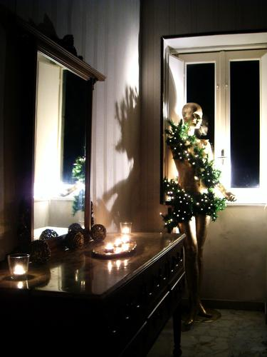 Miss Christmas in the room - Modica (2542 clic)