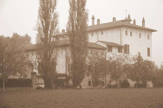 villa ghirardina -motteggiana - Suzzara (2663 clic)