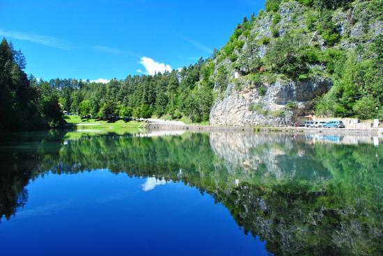 Lago Smeraldo - FONDO - inserita il 24-Aug-11