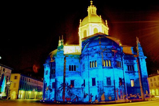 Duomo Natale 2011 - Como (2430 clic)