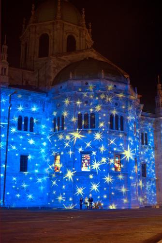 Duomo Natale 2010 - Como (1591 clic)