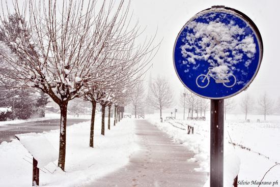 Neve urbana - Figino serenza (1057 clic)