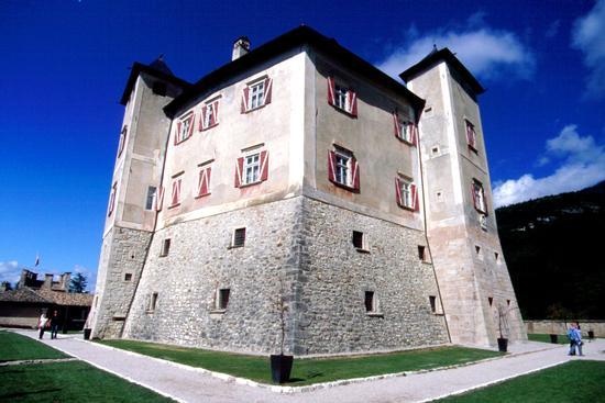 Castel Thun - Ton (1596 clic)