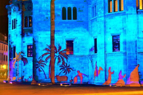 Duomo Natale 2011 - Como (1728 clic)