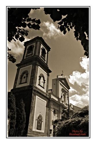 la chiesa di Piano - Piano di sorrento (2242 clic)