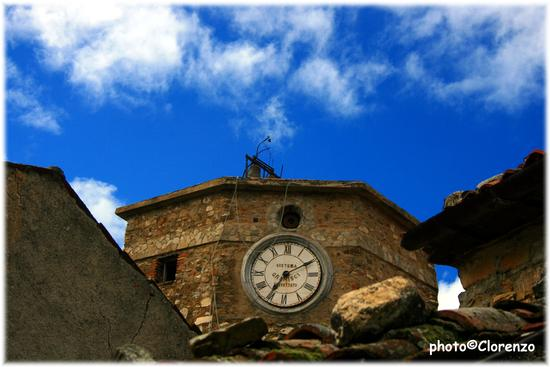 Campanile - San lorenzo bellizzi (2049 clic)