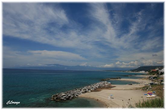 Spiaggia.. - Pizzo calabro (3388 clic)