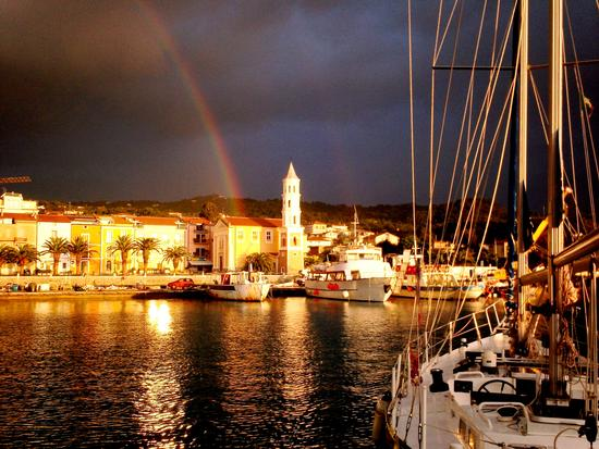 Scario, rainbow ......all'attracco (2177 clic)