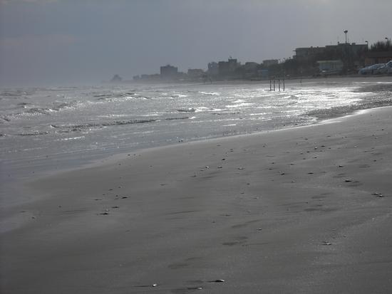 Marotta di Fano: mare d'inverno (3938 clic)