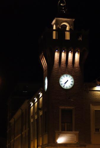Torre campanaria Comune di Argenta (FE) (2054 clic)