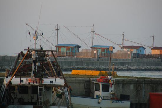 Porto canale di Fano (948 clic)