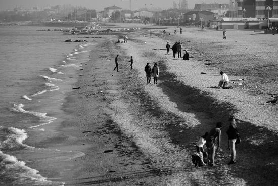 Spiaggia di Sassonia-Fano (1166 clic)