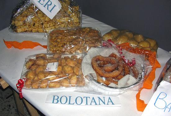 Bolotana - Dolci di carnevale (1115 clic)