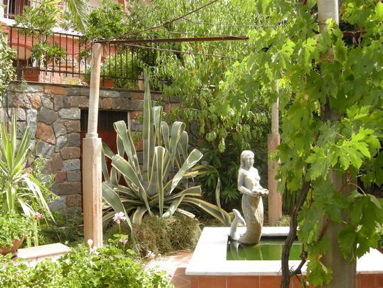Bolotana - Il giardino di una casa padronale (573 clic)