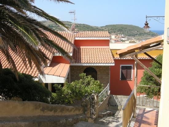 Case del nuovo borgo - Castelsardo (2138 clic)