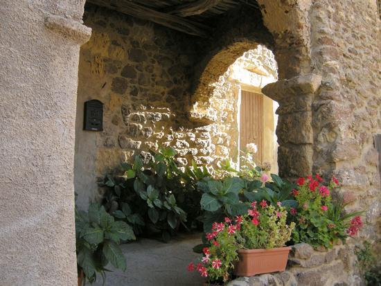 Angolo caratteristico del Borgo antico - Castelsardo (2445 clic)