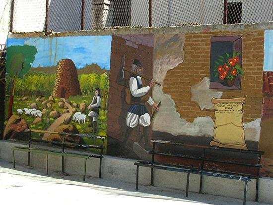 Burgos - Murales (636 clic)