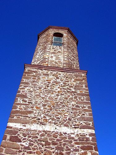 Castelsardo - Il campanile della Cattedrale (2208 clic)