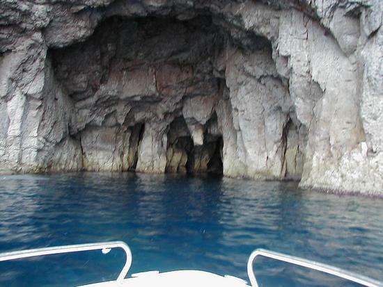 Ingresso grotta delle oche - Carloforte (3079 clic)