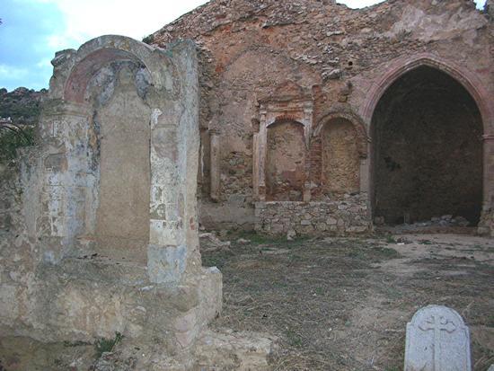 Autunno in Barbagia - Campusantu betzu - Orani (2463 clic)