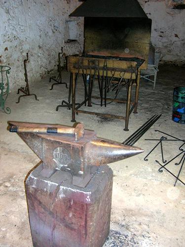 Autunno in Barbagia - La bottega del fabbro - Orani (3052 clic)