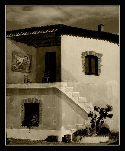 Murales  - San sperate (1713 clic)