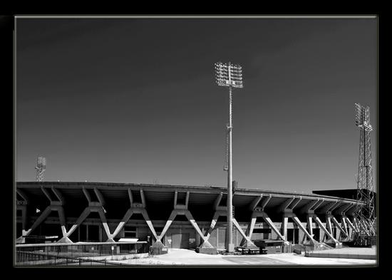 Stadio S. Elia - Cagliari (1988 clic)