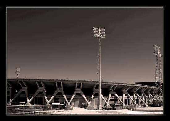 Stadio S. Elia - Cagliari (1932 clic)