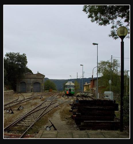Ferrovie  Complementari Sarde - Seui (2268 clic)