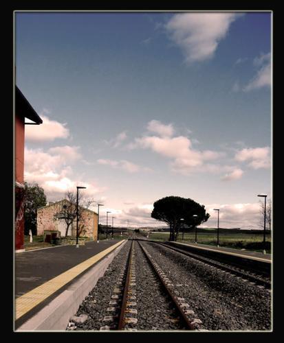 Selli - Stazione  - Suelli (1387 clic)