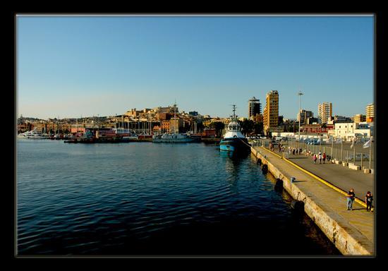 Porto di Cagliari (3579 clic)