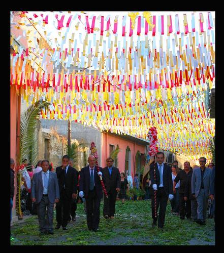 Processione devozionale - Sinnai (1932 clic)