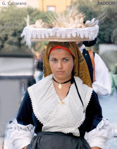 Antico matrimonio selargino - Selargius (1197 clic)