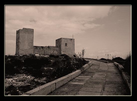 Castello di San Michele  - Cagliari (1844 clic)