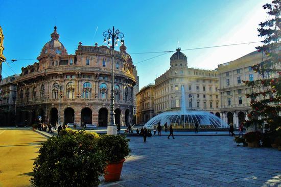 piazza de ferrari - Genova (1328 clic)