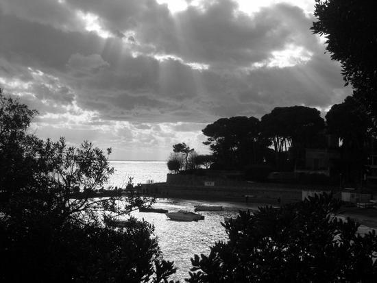 chiaro scuro - Castiglioncello (1962 clic)
