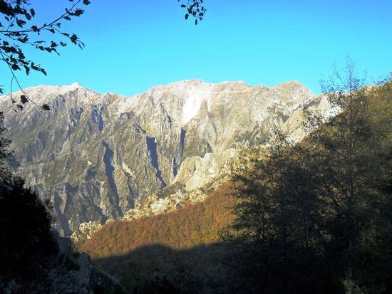 vertigine - Alpi apuane (2507 clic)