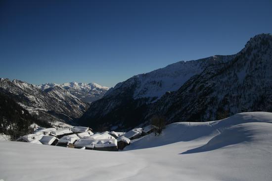 Champorcher - Mont-Blanc (3095 clic)